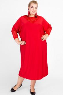"""Платье """"Артесса"""" PP04014RED25 (Красный)"""
