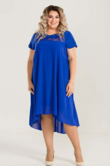Платье 731 Luxury Plus (Синий)